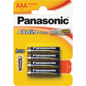 LR03 4BP AAA Alk Power alk PANASONIC
