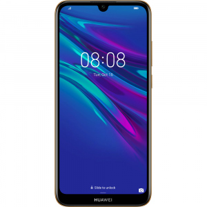 Y6 2019 DS Amber Brown HUAWEI