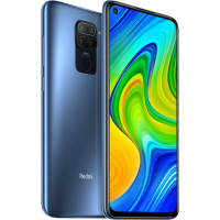 Redmi Note 9 3GB/64GB Midn. Grey XIAOMI