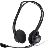 PC 960 Headset USB black LOGITECH