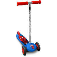 BPC 4121 Koloběžka Spiderman BUDDY TOYS