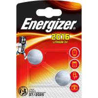 CR2016 2BP Li ENERGIZER