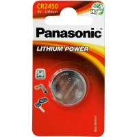 CR-2450 1BP Li PANASONIC