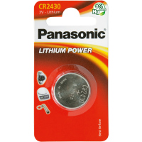 CR-2430 1BP Li PANASONIC