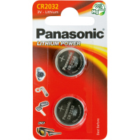CR-2032 2BP Li PANASONIC