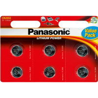 CR-2032 6BP Li PANASONIC