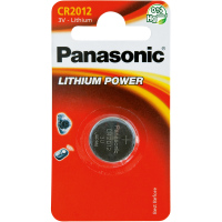CR-2012 1BP Li PANASONIC