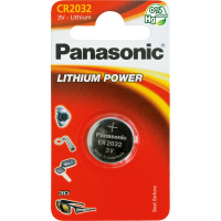 CR-2032 1BP Li PANASONIC