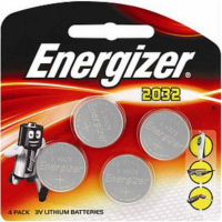 CR2032 FSB4 performance ENERGIZER
