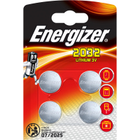 CR2032 4BP Li ENERGIZER