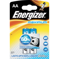 LR6 2BP AA Maximum Alk ENERGIZER