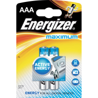 LR03 2BP AAA Maximum Alk ENERGIZER