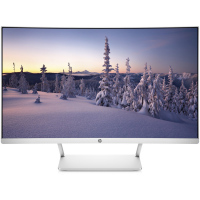 27curved monitor FullHD HP