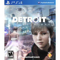 Detroit: Become Human hra PS4