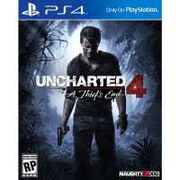Uncharted 4 hra PS4