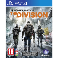 Tom Clancys The Division hra PS4 UBISOFT