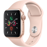 Watch S5 40mm, Gold+Pink mwv72hc/a APPLE