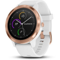 vívoActive3 Optic Rose Gold Wh. b GARMIN