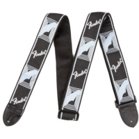 099-0681-502 Strap, Black/Light Grey/Blu