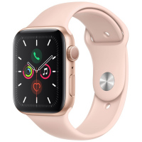 Watch S5 44mm, Gold+Pink mwve2hc/a APPLE