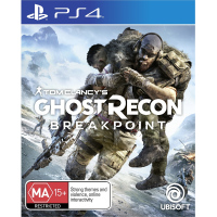 Tom Clancys Ghost Recon Breakpoint PS4