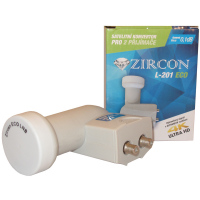 L201 TWIN ECO LNB ZIRCON