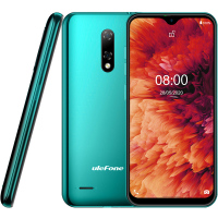 Note 8P 2GB 16GB DS Midn. Green ULEFONE